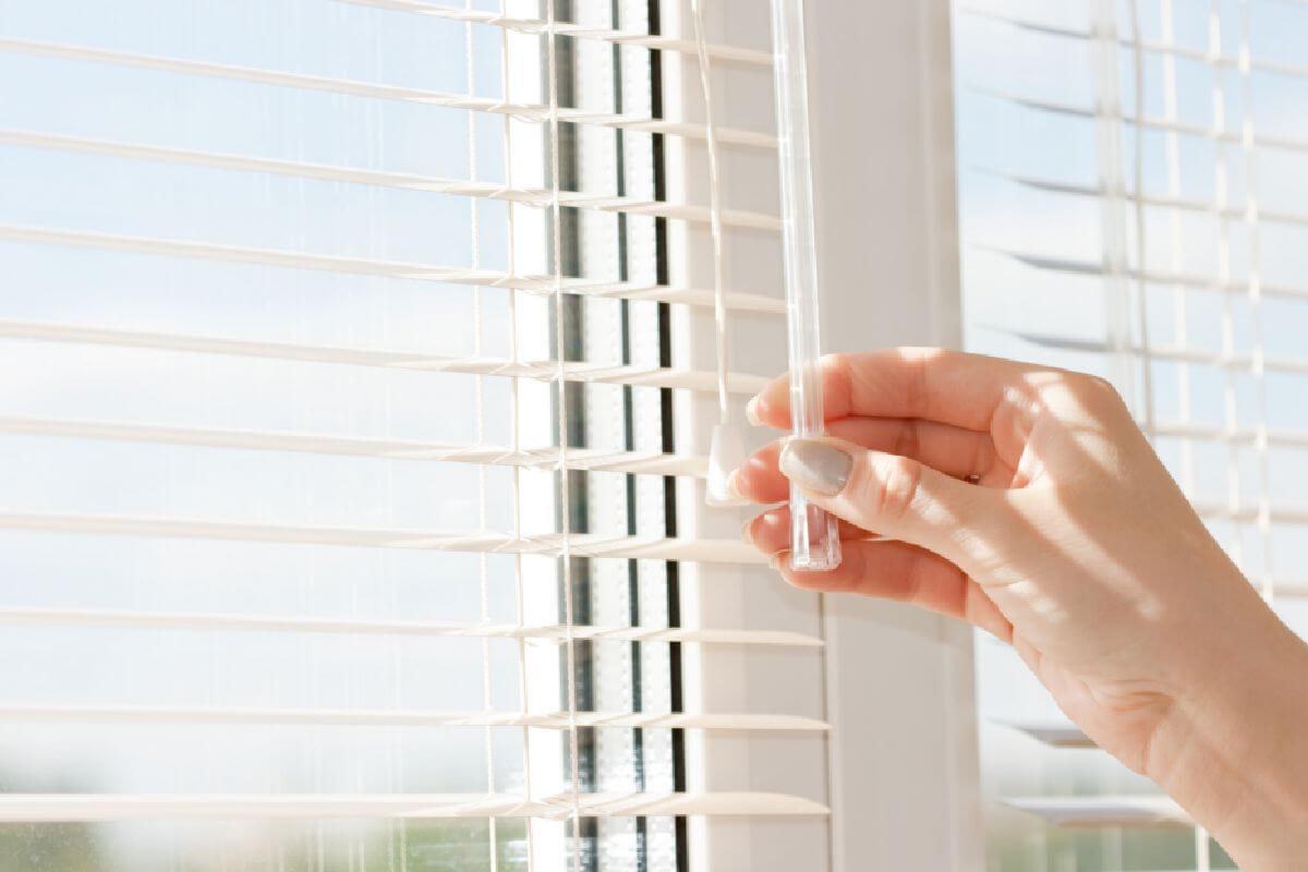 uPVC Window Blinds Merseyside